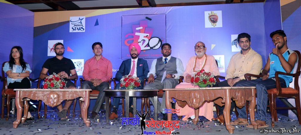 Asian Premier League T20 Cricket set to kick off in Nepal