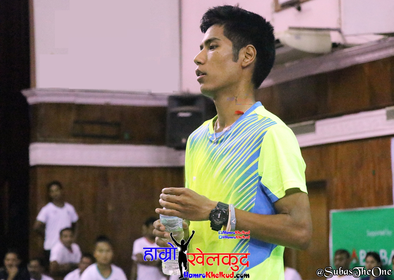 Ratnajit defeated in the US Open