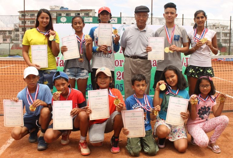 Samrakshak and Prerana win double golds