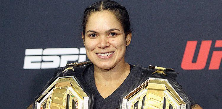 Amanda Nunes MMA