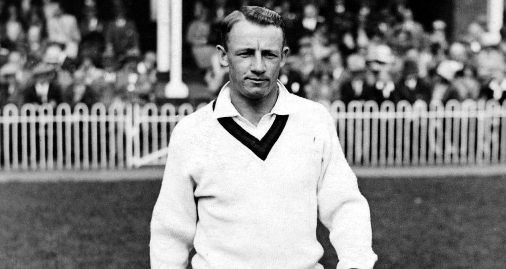 greatest cricketer Sir Don Bradman