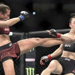 Best female MMA fighters – Beauty with Strength