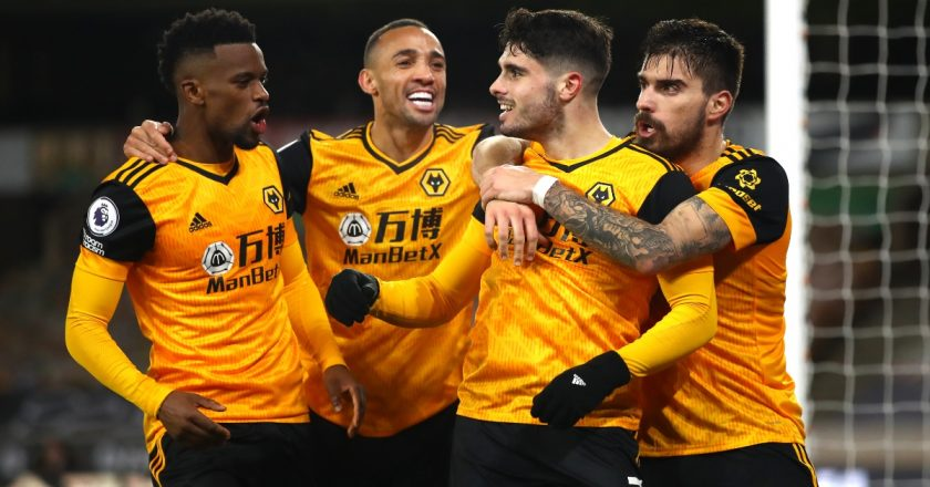 Wolves players banned from shopping amid new coronavirus surge
