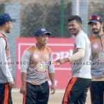 Regmi, Bohora star in APF's win
