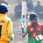 Bhandari's ton helps Army start off with a win