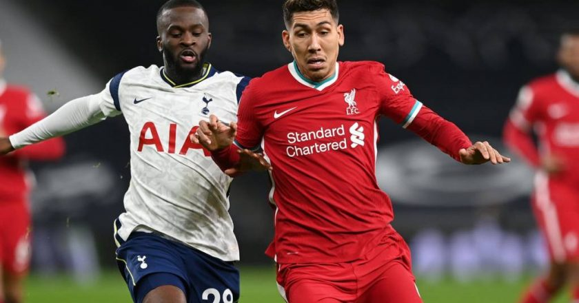 Liverpool reduce gap with win over Spurs