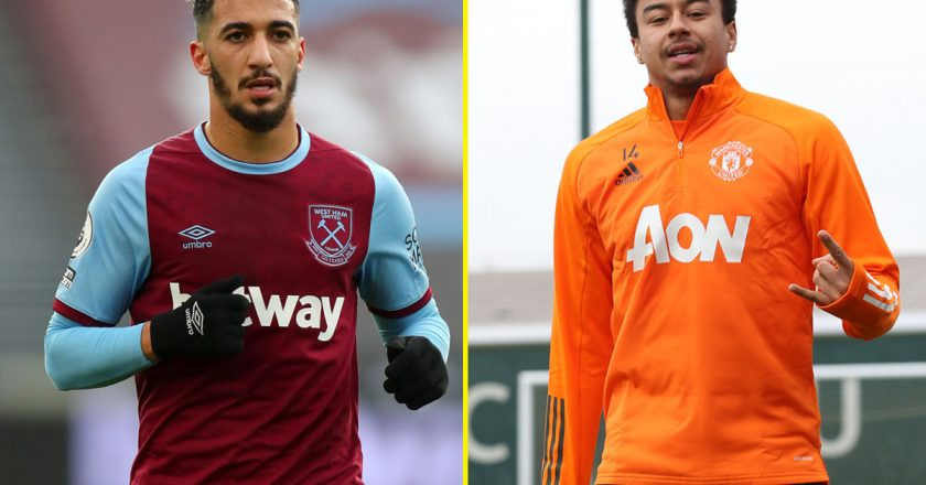 Said Benrahma Join West Ham on permanent transfer while Lingard deal edges closer