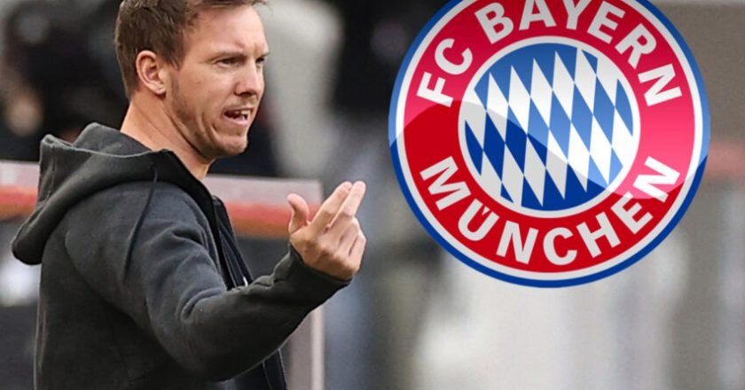Nagelsmann to coach Bayern Munich