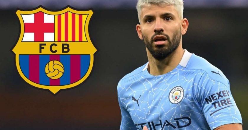 Barcelona interested in Sergio Aguero
