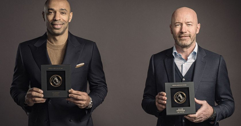 Henry and Shearer inducted in Hall of Fame