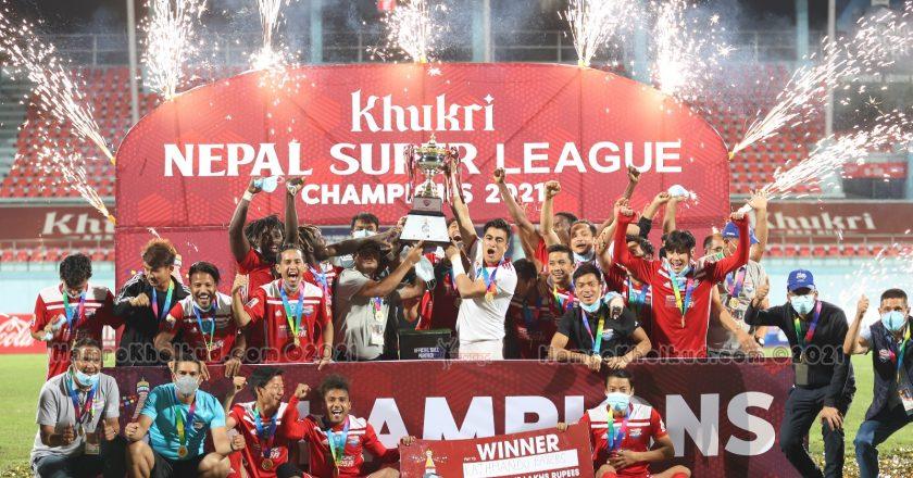 Kathmandu RayZRs crowned Nepal Super League champions