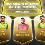 How to vote Kushal Bhurtel for ICC player of the month?
