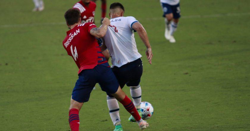 In Pictures – FC Dallas vs Vancouver Whitecaps