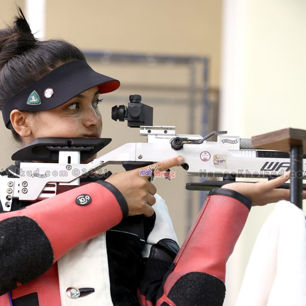 Kalpana shoots national record in Tokyo 2020