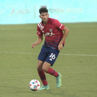 Bologna FC transfer target Ricardo Pepi pens new FC Dallas Contract