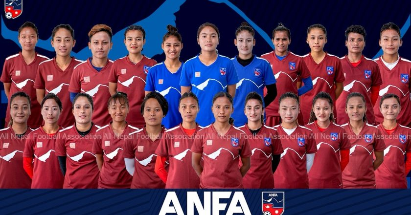 Seven new faces in Nepalese squad for Asian Cup Qualifiers
