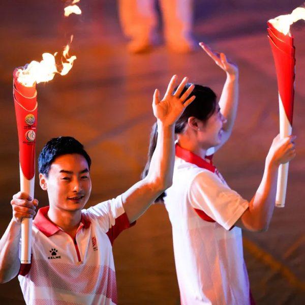 Kelme sponsors China's national games