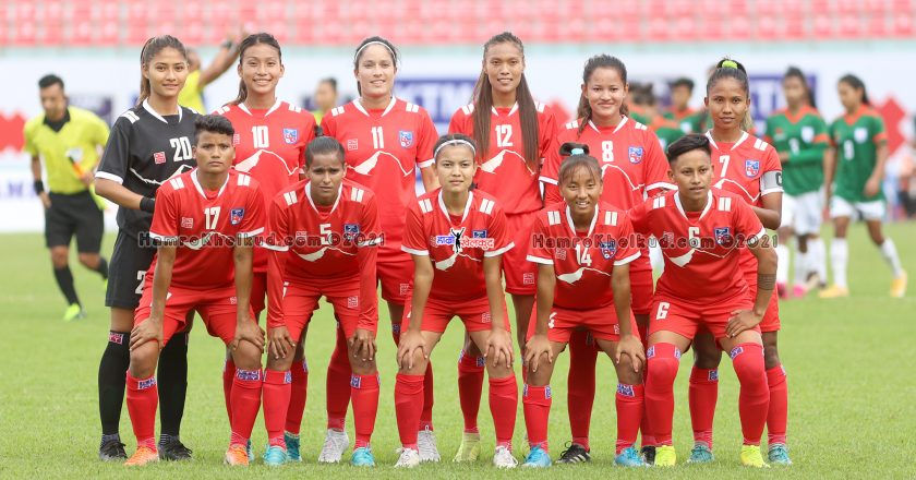 Bangladesh hold Nepal for a goalless draw