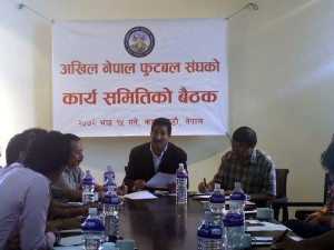 ANFA ExCo Meeting