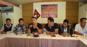 Kaski Football Sangh vs Actors