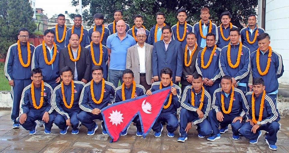 Nepal National Football Team