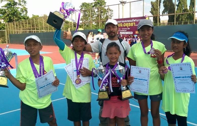 नेपाली युवा टेनिस खेलाडिहरुको सनसनिपूर्ण प्रदशन