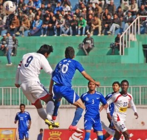 Three Star Club vs Nepal APF