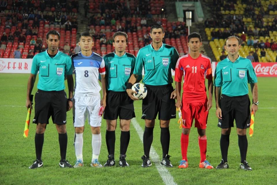 U16 team