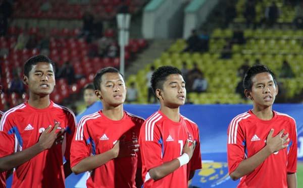nepal u16 kyrgyzstan