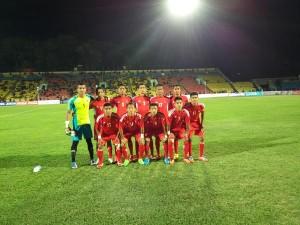 nepali u-16 national football team