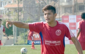 Bimal Gharti Magar