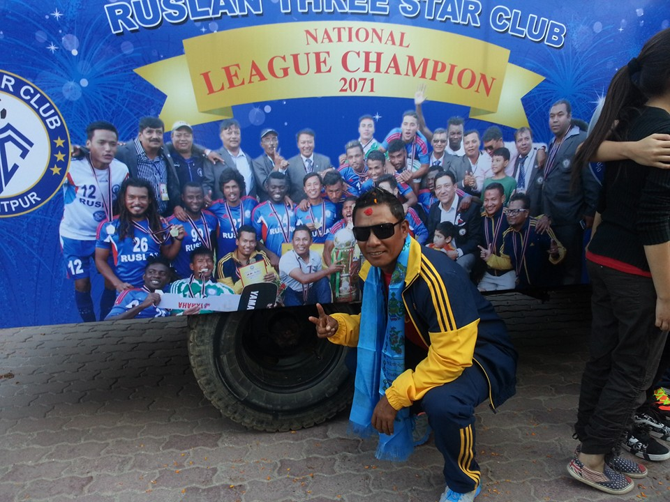 Three Star Club Bijaya Rally League Champion (3)
