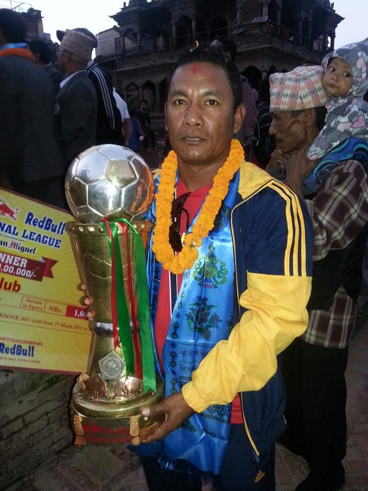 Three Star Club Bijaya Rally League Champion (4)