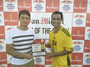 Raj Kumar Paudel Morang FC