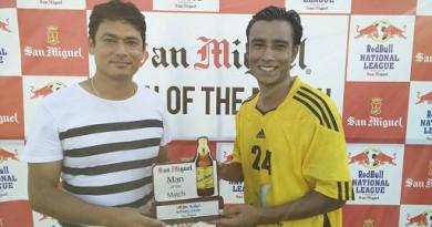 Niraj Basnet Morang FC