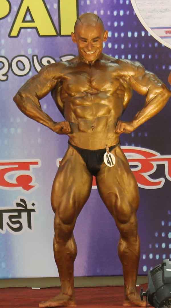 Ram Bahadur Dahal