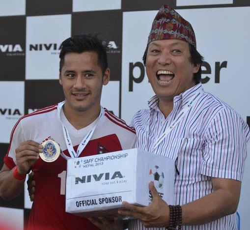 ANil Gurung