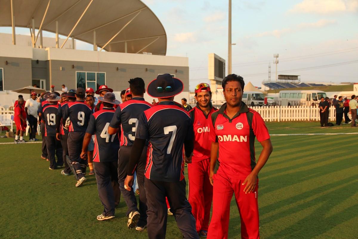 Nepal Cricket Team vs Oman (10)