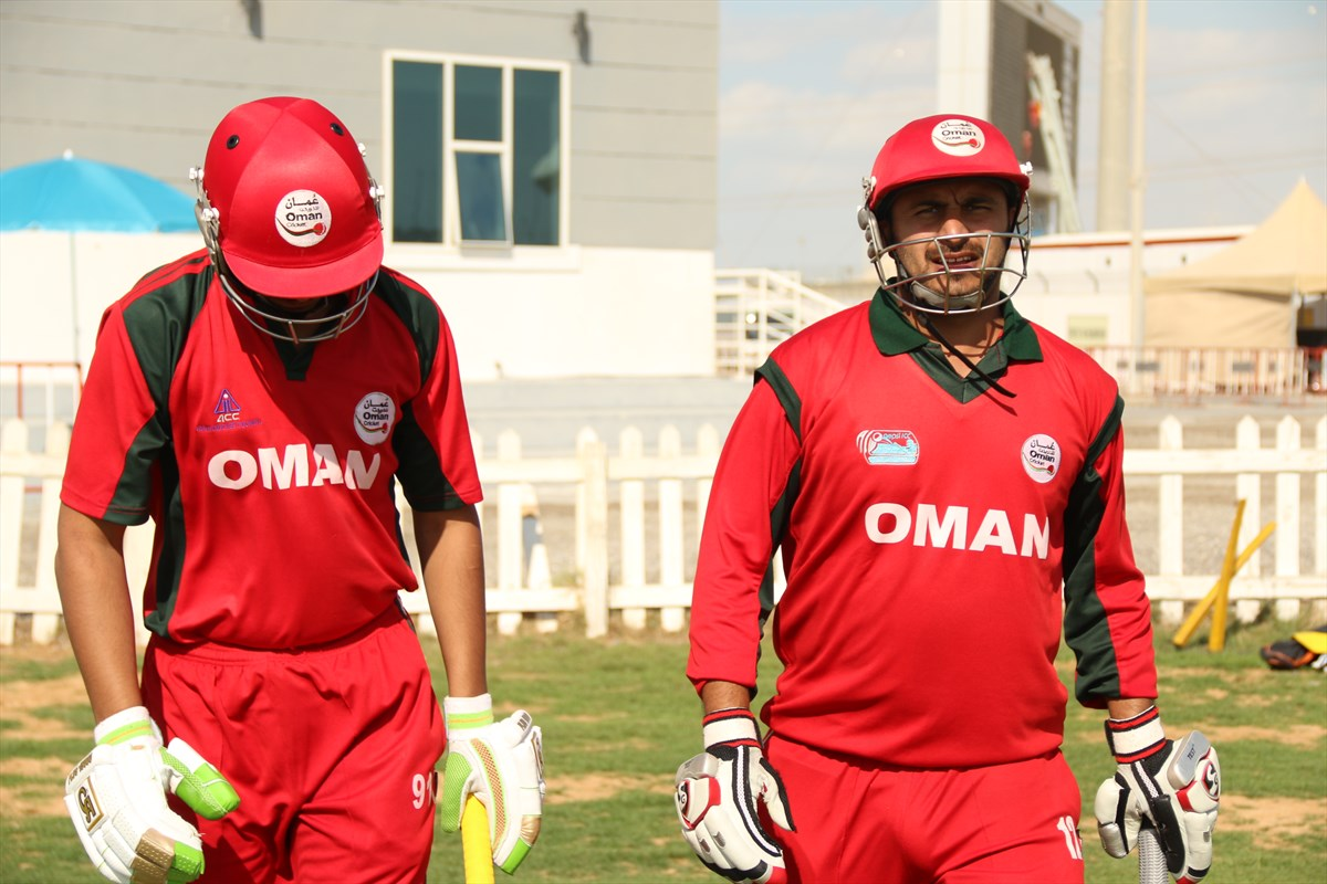 Nepal Cricket Team vs Oman (2)