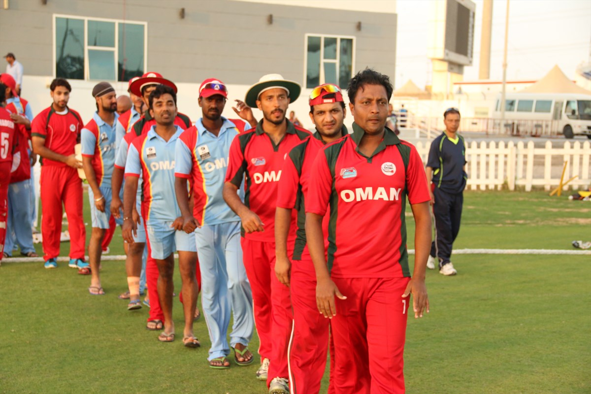 Nepal Cricket Team vs Oman (6)