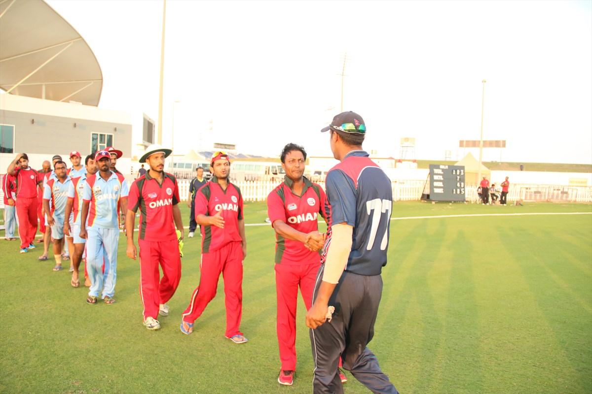 Nepal Cricket Team vs Oman (7)