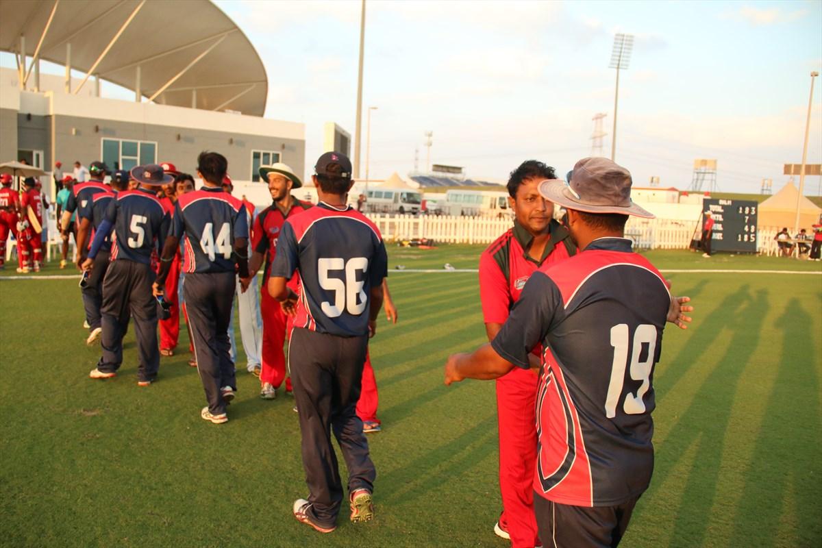 Nepal Cricket Team vs Oman (9)