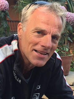 Peter Jakobsen, Triathlon Coach for nepal