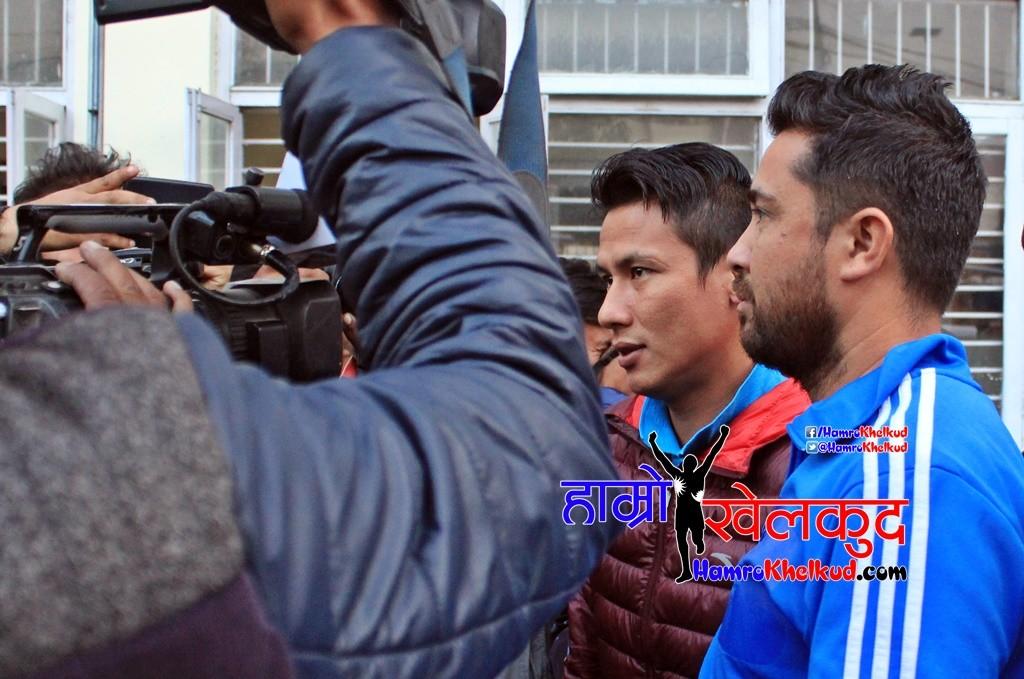 Sagar Thapa bikash Sing Chettri Special Court