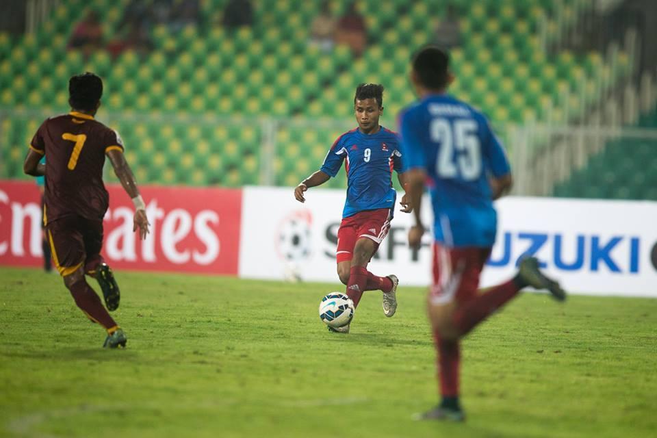 भारत बिरुद्ध को नेपाली सुरुवाती खेलाडी घोसणा