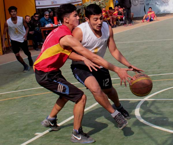 Basketball Prime Cup Nepal