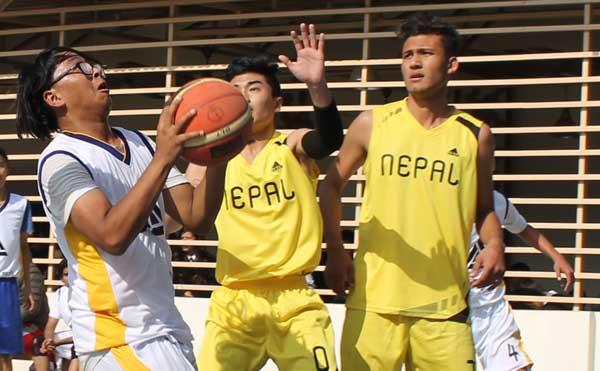 budanilkantha basketball