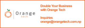orange Tech Logo