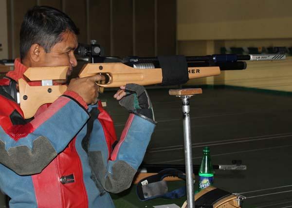 Tikaram Shrestha Olympian