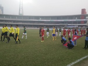 Bangladesh vs Nepal: Starting Pic